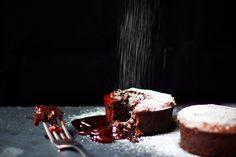 Chocolate molten lava cake – Jezte sláskou