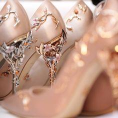 Туфли как произведение искусства