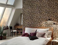 Vlies Tapete Wood`n Stone 907912