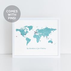 US Map Personalized Pillow Pillows Gift And Sewing Projects - Us map pillow personalized