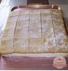 Hungarian Cake, Hungarian Recipes, My Recipes, Cake Recipes, Cooking Recipes, Recipies, Sweet Cookies, Cake Cookies, Sweet And Salty