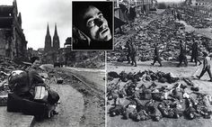 """#DailyMailUK .....   """"John Florea started career photographing Hollywood stars, ended it filming hit television shows... But during the Second World War he embedded with American troops to document their battle...   http://www.dailymail.co.uk/news/article-3295659/The-incredible-combat-photography-1980s-TV-director-traded-Hollywood-glamor-capture-devastation-WWII.html#ixzz3pzowd4xh"""
