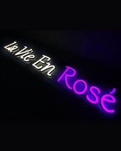 Create your own Custom Neon Sign featuring HiNeon's advanced LED technology! Retains all of neon's sharp looking attributes, but with more colors and extra shapes! Say goodbye to traditional hazardous glass tubes and welcome a much safer, customizable, and sleek looking PVC coating. Rose Brand, Custom Neon Signs, Led Technology, Pink, Etsy Shop, Shapes, Traditional, Logo, Create