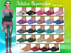 Hi everyone, Found in TSR Category 'Sims 4 Shoes Female'