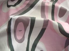 EMILIO PUCCI made in Italy authentic 100% cotton fabric for dress, shirt, skirt 200 x 154 cm by FashionFabrics4U on Etsy