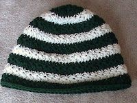 Crochet Star Stitch Hat Cap | Crochet Geek - Free Instructions and Patterns