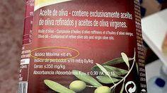 Etiquetado del a ceite de oliva de Sierra Mágina http://blogs.periodistadigital.com/elbuenvivir.php/2015/12/27/p376993#more376993
