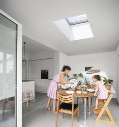 Wir Haben Auch VELUX Flachdachfenster! :)
