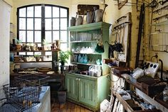 Moon River Chattel, a great source of decorative objects in Williamsburg.