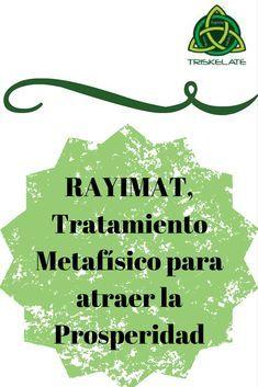RAYIMAT es una palabra sánscrita que significa aumentar todo el bien. Es, en otras palabras, aumento de prosperidad, en todas sus expresiones. #Prosperidad #abundancia #tratamiento #meditaciones #rayimat