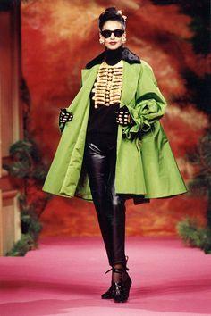 Christian Lacroix Haute Couture Fall-Winter 1991 | von Christian_Lacroix