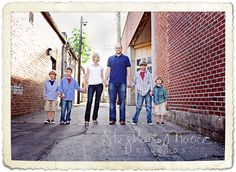 Urban Family Photos