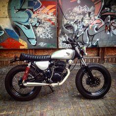 honda tracker discover #motomood