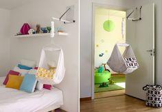 hanging crib baby hammock