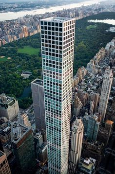 Central Park Nyc, Skyscraper, Multi Story Building, Skyscrapers