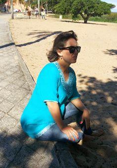FEMINA - Modéstia e elegância (por Aline Rocha Taddei Brodbeck): Passeio em São Lourenço do Sul
