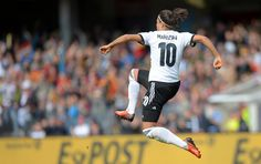 Dzsenifer Marozsan could easily be the best player in women's football