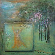 Salma Arastu – Turning Rumi