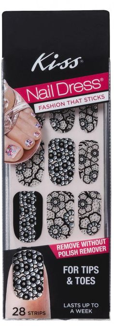 That's a Wrap: The Best Nail Wraps, Decals & Stickers | Divine Caroline