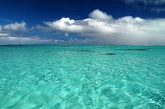 Visitors to the Cook Islands can enjoy swimming in the crystal blue ocean waters, sunbathing on the spectacular white sand beaches, or snorkeling over the fertile reef.