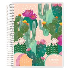 I really want this Erin Condren teacher planner in cactus print!