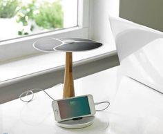 Decorative Charging Station – Ginkgo Solar Tree