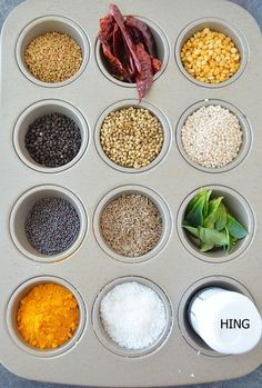 How to make Homemade Sambar Powder Recipe. Step by step tutorial on Homemade Sambar Powder. Veg Recipes, Indian Food Recipes, Gourmet Recipes, Vegetarian Recipes, Cooking Recipes, Healthy Recipes, Paneer Recipes, Snack Recipes, Snacks