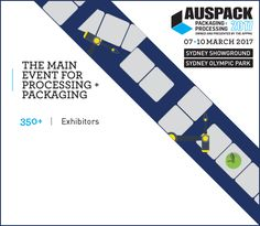 AUSPACK 2017 | The Main Event for Processing and Packaging