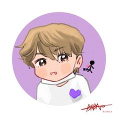 Cute Drawlings, Kpop Drawings, Bts Chibi, Foto Bts, Bts Memes, Taehyung, Army, Fan Art, Animation