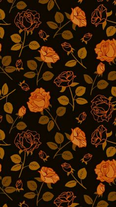 14 Rose Phone Wallpaper You Will Enjoy Witchy Wallpaper, Goth Wallpaper, Cute Fall Wallpaper, Orange Wallpaper, Halloween Wallpaper Iphone, Flower Phone Wallpaper, Iphone Background Wallpaper, Cellphone Wallpaper, Aesthetic Iphone Wallpaper