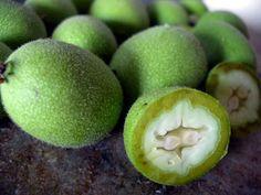 Рецепты лечения грецким орехом.