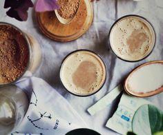 luscious reishi chocolate milk - The First Mess