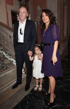 salma hayek husband - Google Search