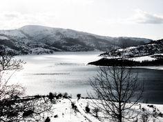 Lake #Campotosto