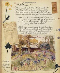 Fairyopolis: A Flower Fairies Journal (Hardcover)  by Cicely Mary Barker, Glen Bird
