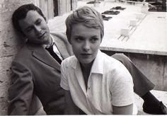 Jean Seberg, Maurice Ronet: Les Grandes Personnes (1961)