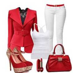 Valentine day outfit