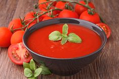 Dukan Diet recipes Dukan Diet Gazpacho