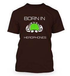 Born In Headphones Drum'n'Bass - Fabrily