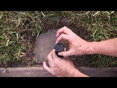 Adjusting a Hunter Rotor: Rotor Right Stop Adjustment