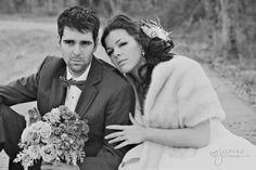 Vintage Fur Stole :  wedding dress fur ivory mink stole vintage white winter wrap DayAfterBW2