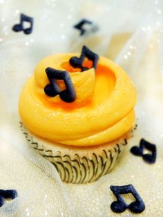 Our exclusive cupcake created for Beautiful on Broadway