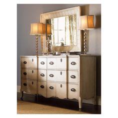 Have to have it. Lexington Home Brands Twilight Bay Devereaux 6 Drawer Dresser - $2149 @hayneedle