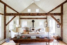 Anatomy of a Room: Rustic
