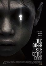 La locandina del film The Other Side of the Door
