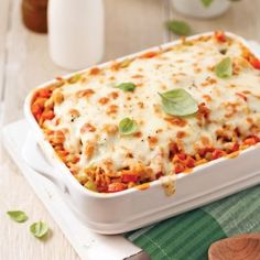 Gratin of minced pork with vegetables Casserole Recipes, Meat Recipes, Vegetarian Recipes, Chicken Recipes, Healthy Recipes, Good Food, Yummy Food, Cooking Time, Food Videos