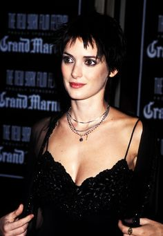 Winona - Opening of the New York Film Festival Beautiful Celebrities, Most Beautiful Women, Beautiful People, Winona Ryder, Winona Forever, Hair Today, Role Models, Movie Stars, My Idol