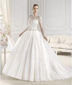 vestido de novia princesa - Buscar con Google