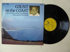 Count On The Coast Vol II Count Basie & His Orchestra  Vinyl LP PHONT 7555  http://www.ebay.co.uk/itm/Count-On-The-Coast-Vol-II-Count-Basie-His-Orchestra-Vinyl-LP-PHONT-7555-/371552184929