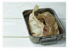 Antipasti Fish in Paper